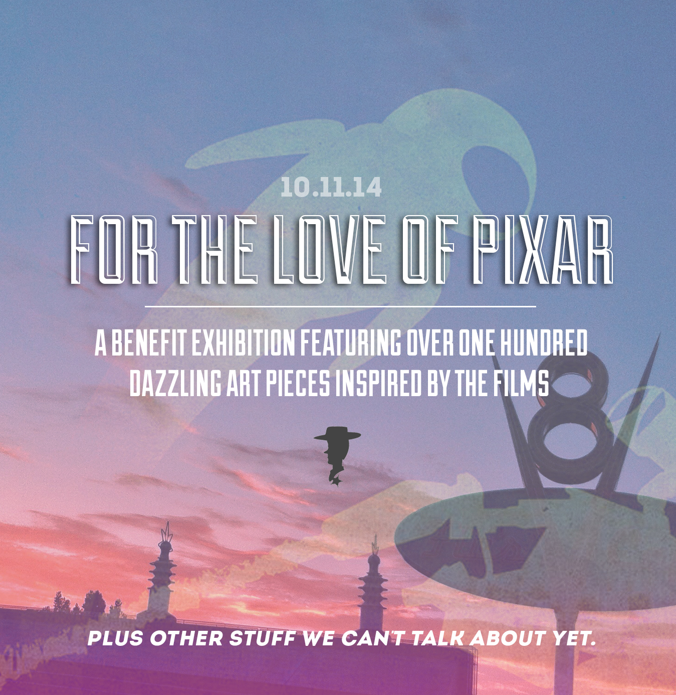 for the love of pixar save the date