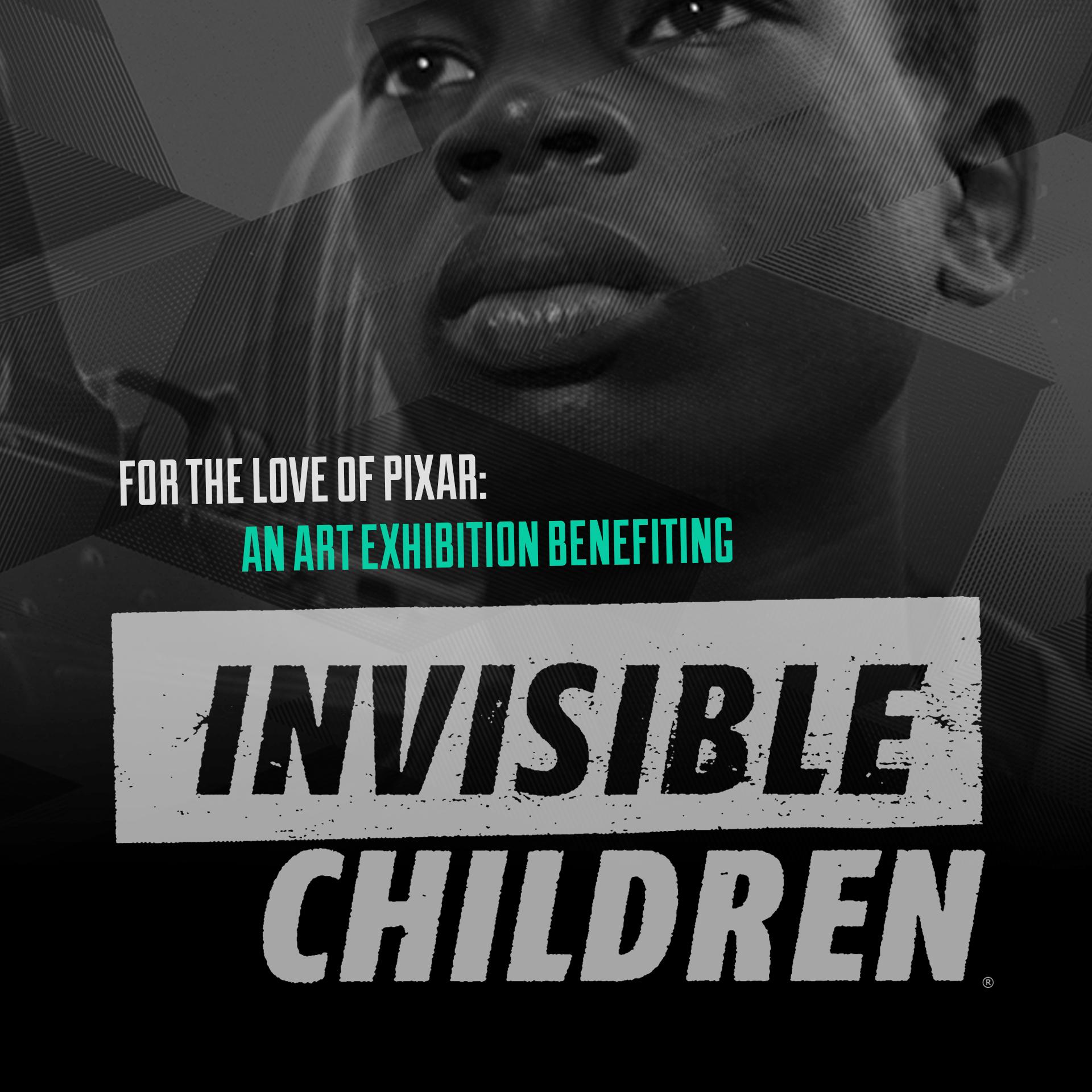 Invisible Children Pixar
