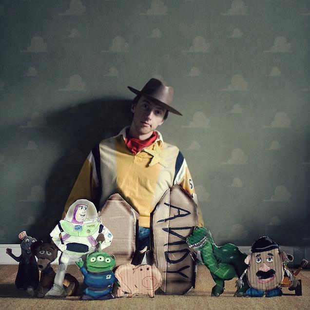 Joel Robinson (Toy Story).