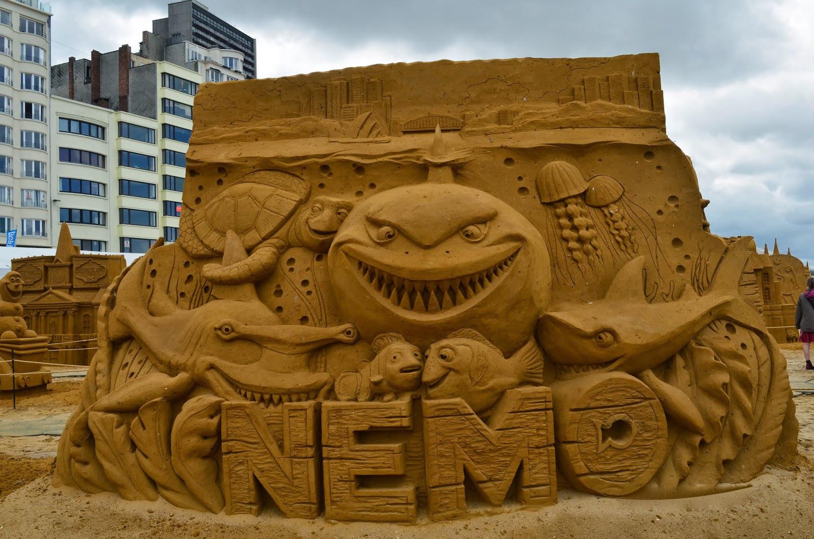 Finding Nemo.  Courtesy of: Diswhiz.com