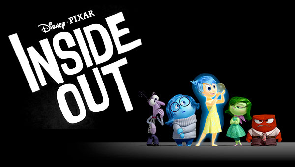 Pixar's next feature film,  Inside Out . ©Disney/Pixar.