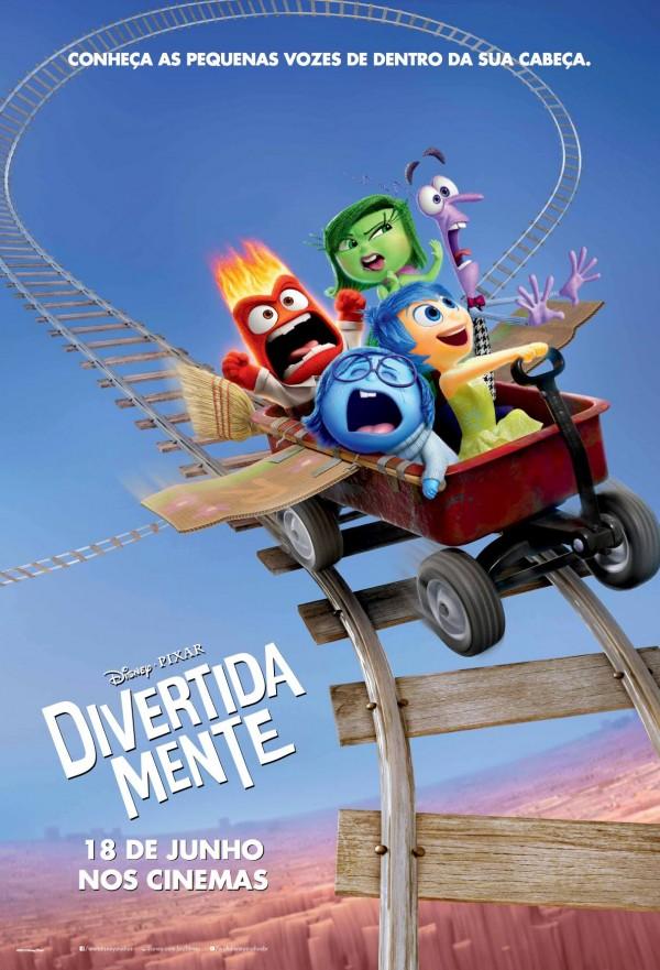 Inside Out, 2015.©Disney/Pixar.