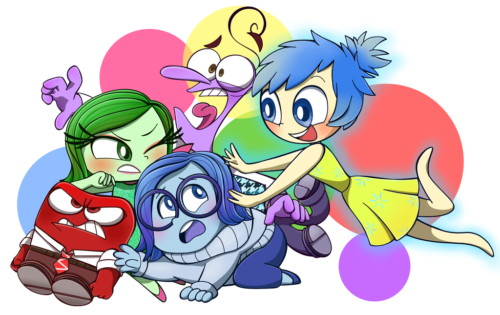 Inside Out by Deviant Artist Hinoki_Pastry.