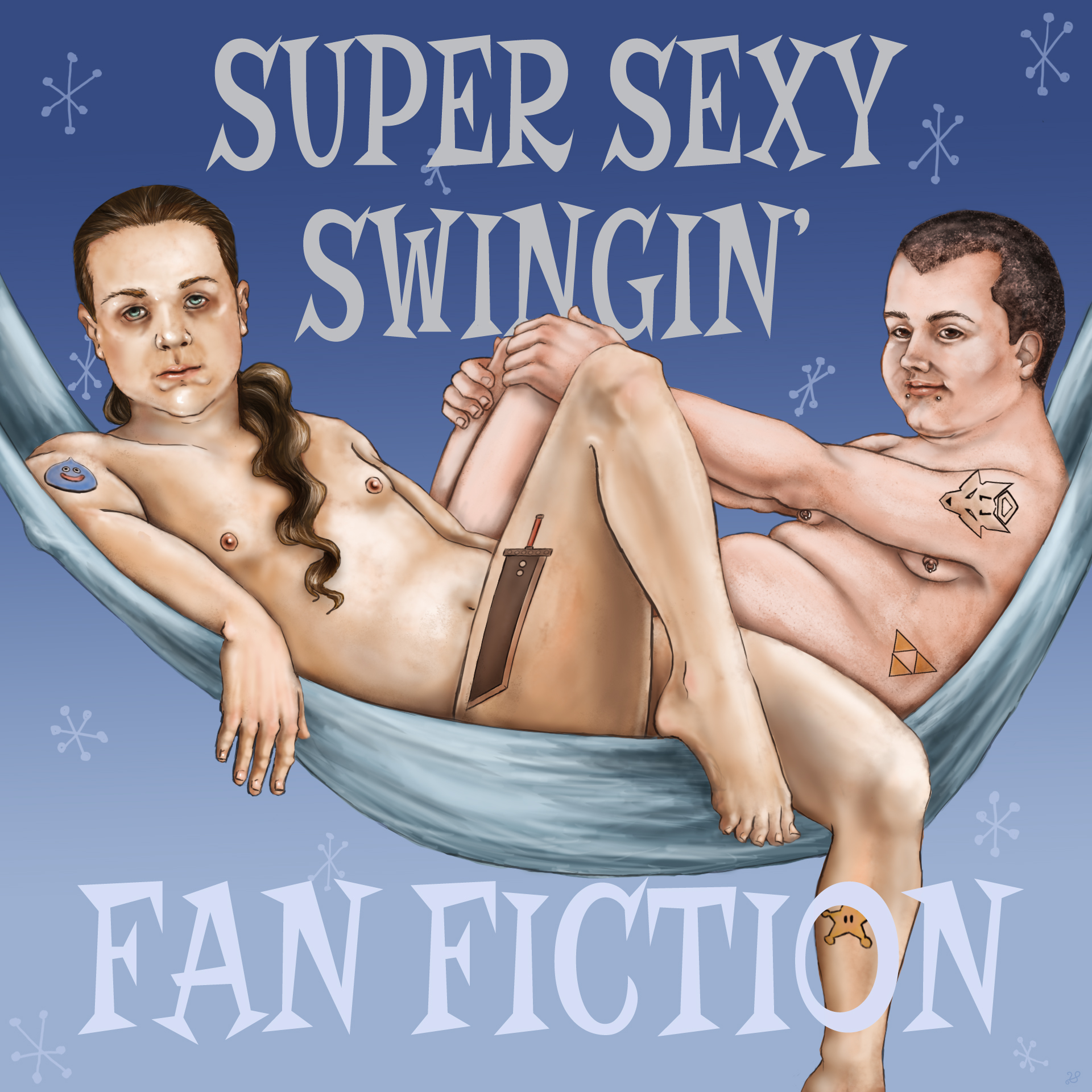 """Super Sexy Swinging Fan Fiction""©2018"
