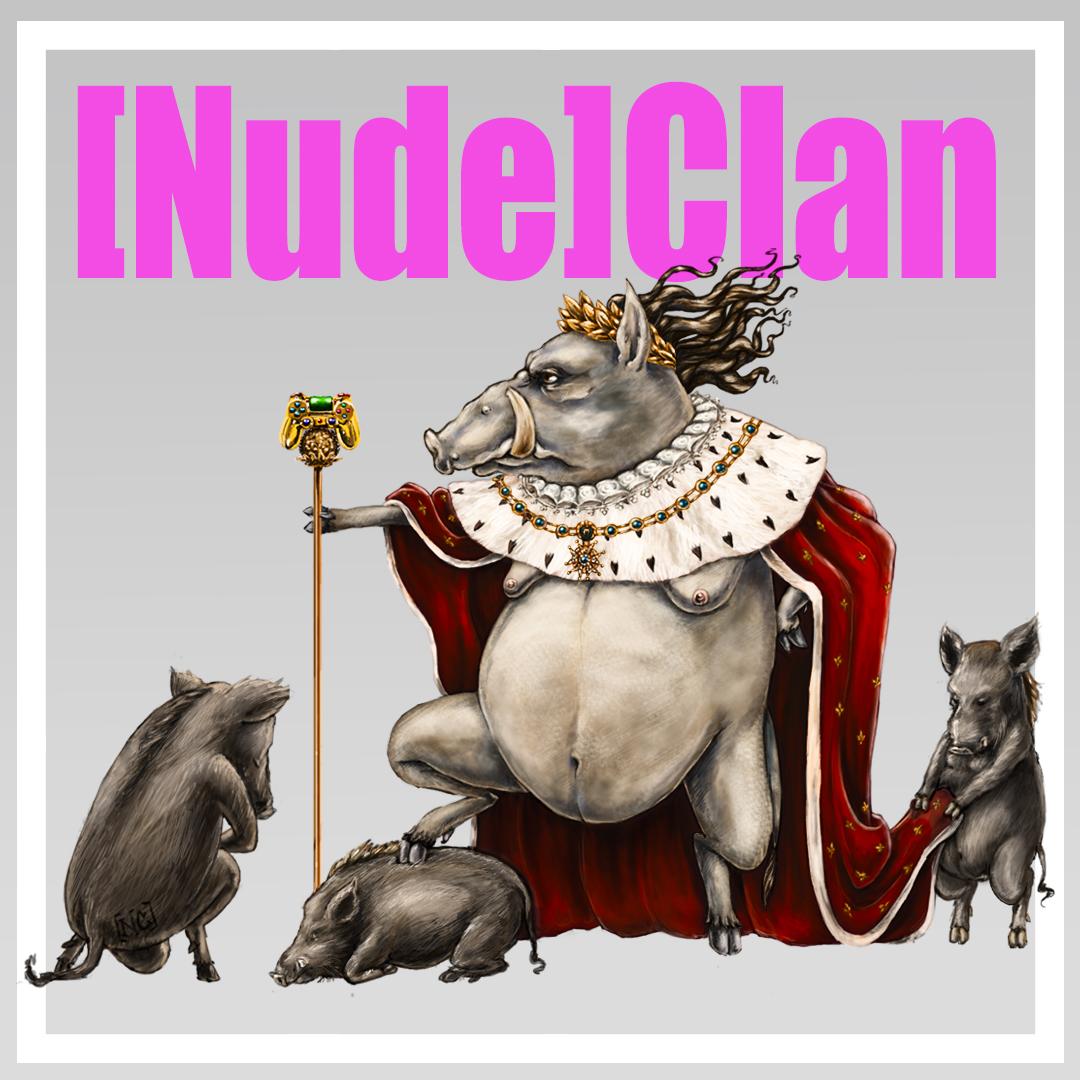 """""""[Nude]Clan"""" Season 3 ©2017"""