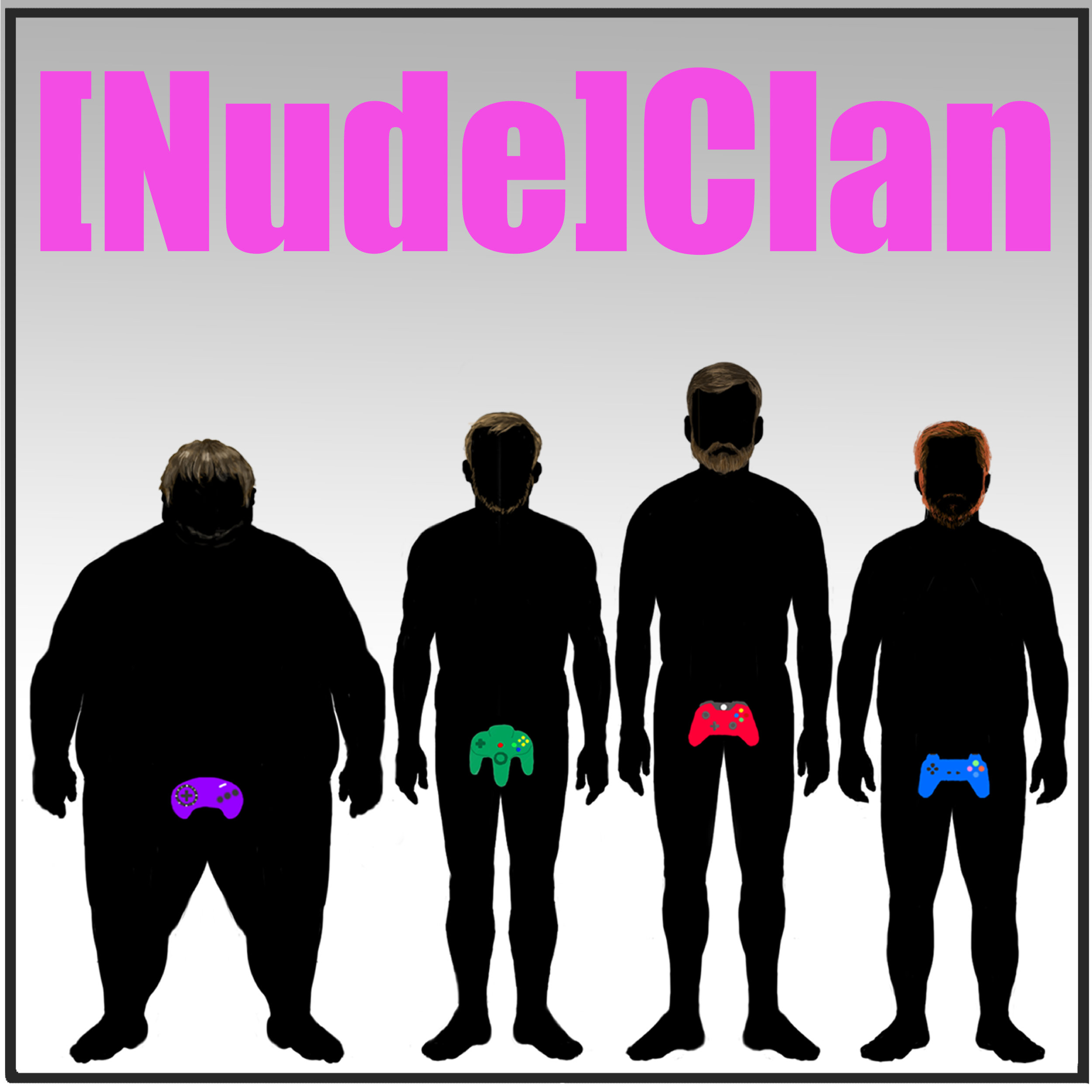 """[Nude]Clan: Season 2"" Concept 1 ©2017"