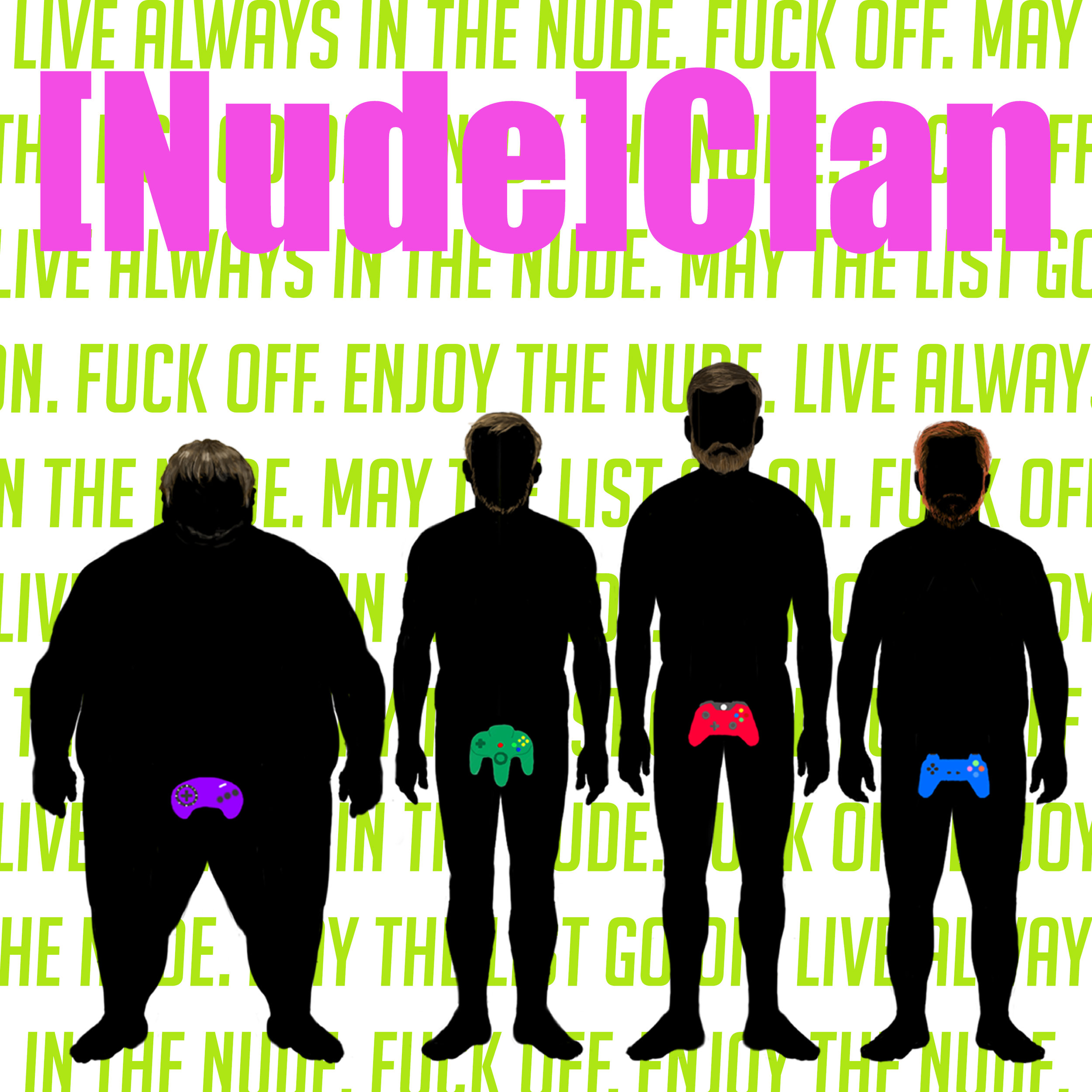 """[Nude]Clan: Season 2"" Concept 2 ©2017"