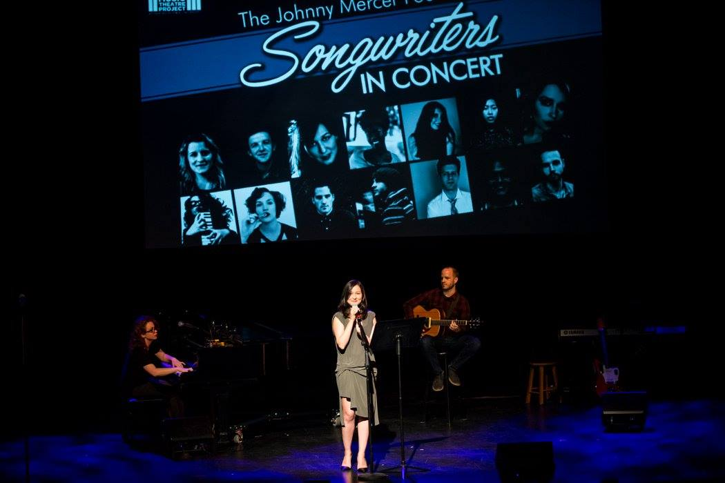 Emily Gardner Xu Hall at Johnny Mercer Songwriters Project