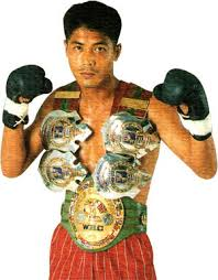 Muay Thai Legend, and Boxing World Champion, Simart Payakaroon. 4 division Lumpinee Champion, Junior Featherweight Boxing World Champion, pro Muay Thai record of 129-19-2 (30 KO's).