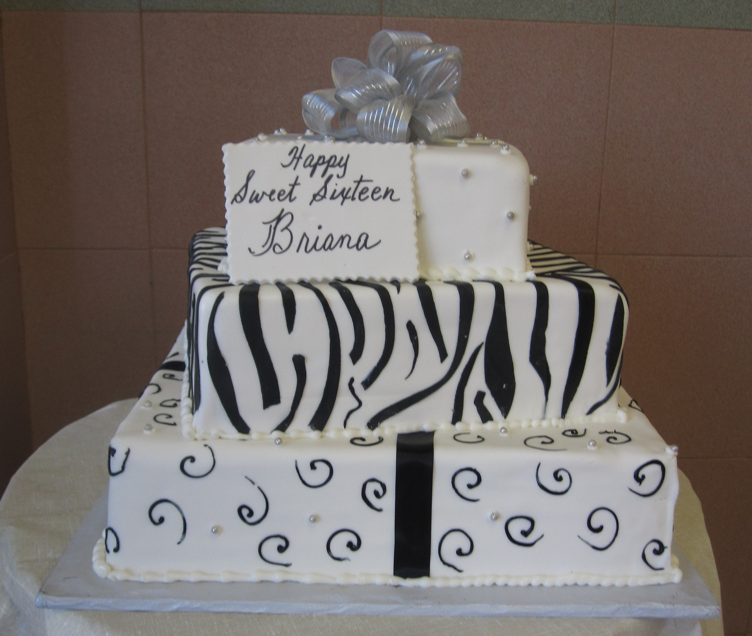 Giftbox.Zebraprint