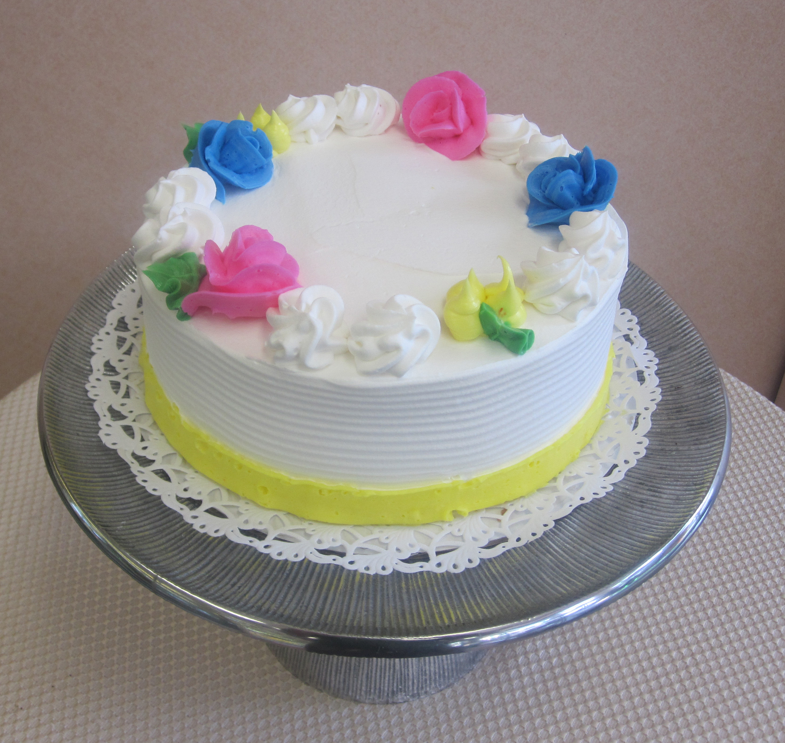 Traditional Occasion Cake
