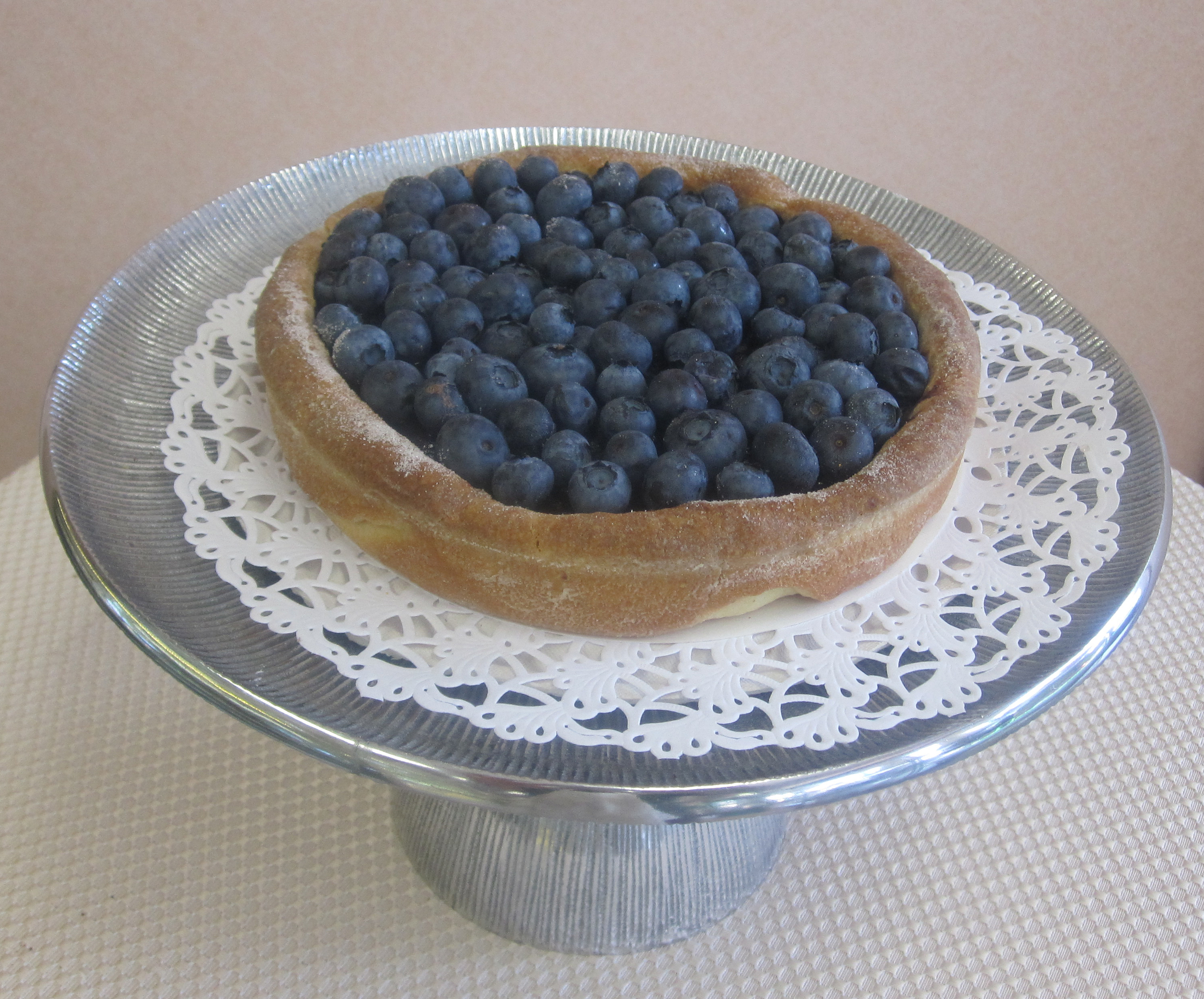 Fresh Blueberry Pie (Seasonal)