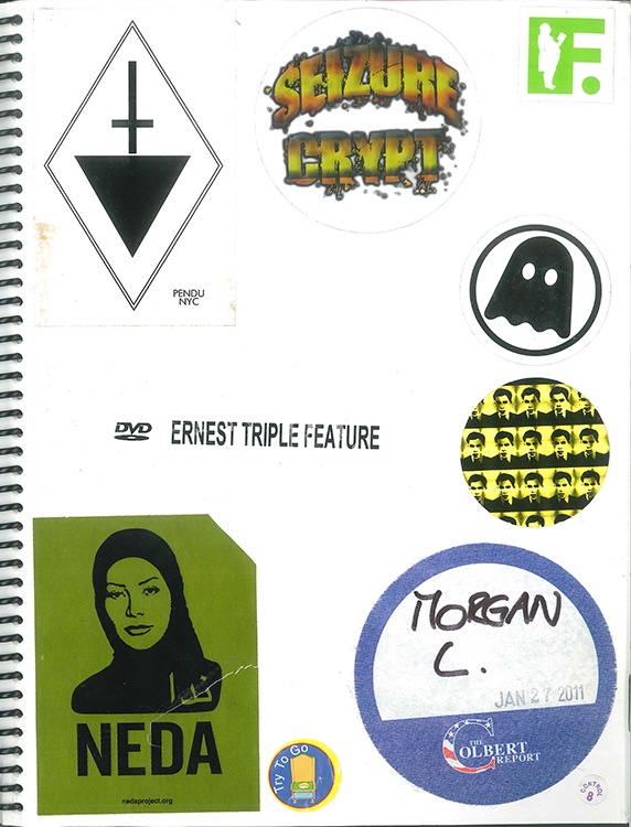 Page #43 - Sticker Collection