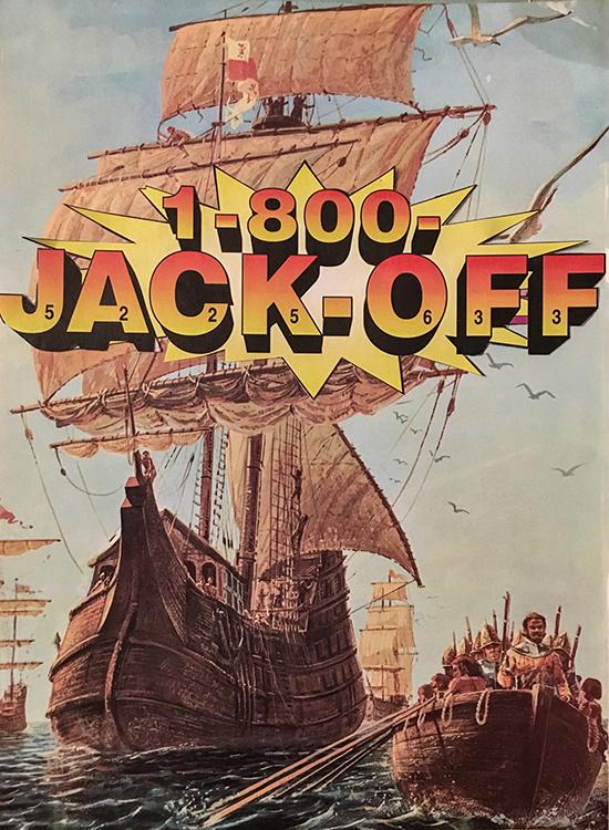 1-800-JACK-OFF (AnalogCollage - 2016)