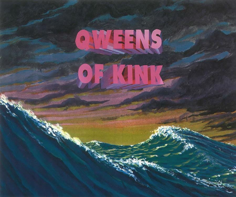 Qweens of Kink (Analog Collage - 2016)