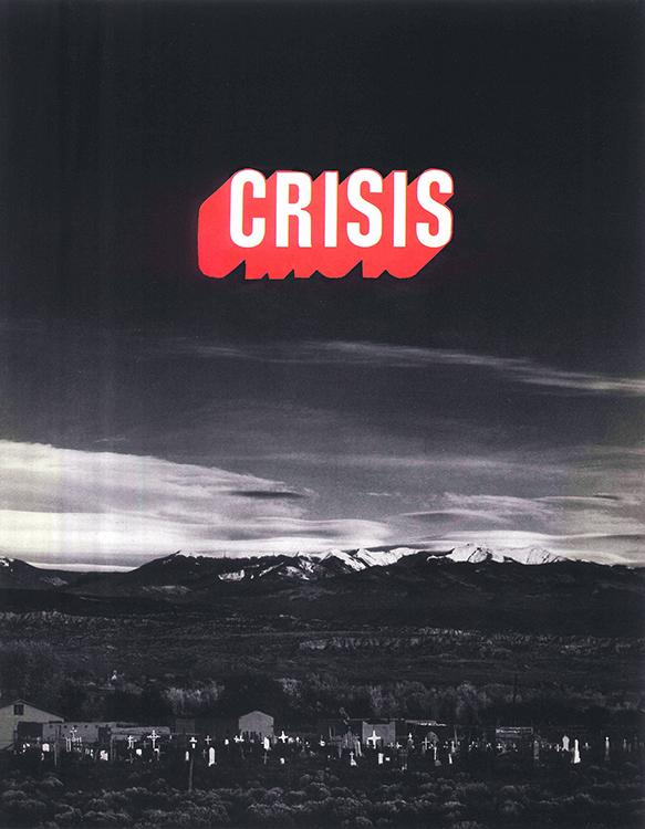 Crisis (Analog Collage - 2016)