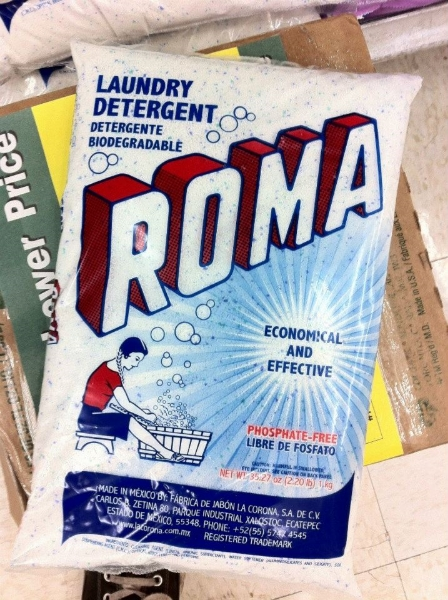 Roma (Women of the Supermarket - Photo by: Morgan Jesse Lappin)