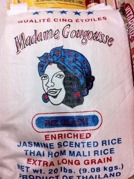 Madame Gougousse (Women of the Supermarket - Photo by: Morgan Jesse Lappin)