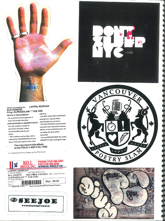 Page #67 - Sticker Collection