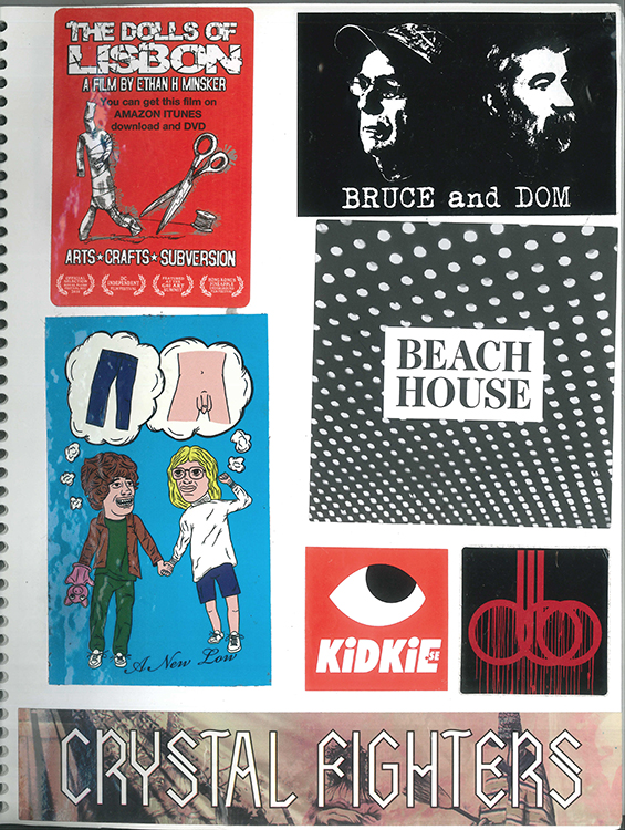 Page #84 - Sticker Collection