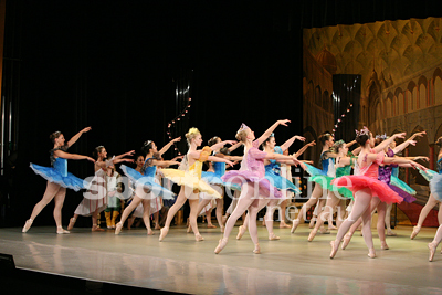 2012 Sleeping Beauty