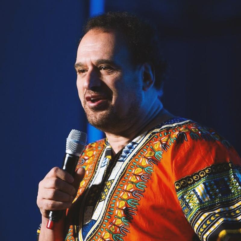 Mike Pilavachi - (UK)