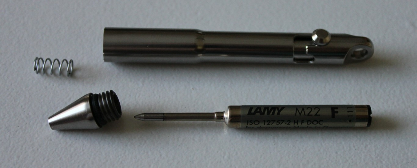 The Move Pen Review by MyPenNeedsInk