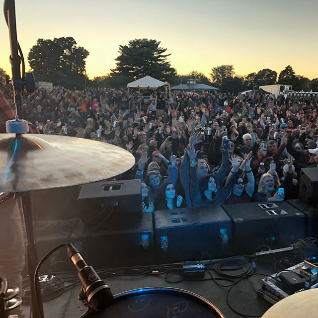Thanks for an amazing show Colonial Beach! Same time next year? 👍🤘