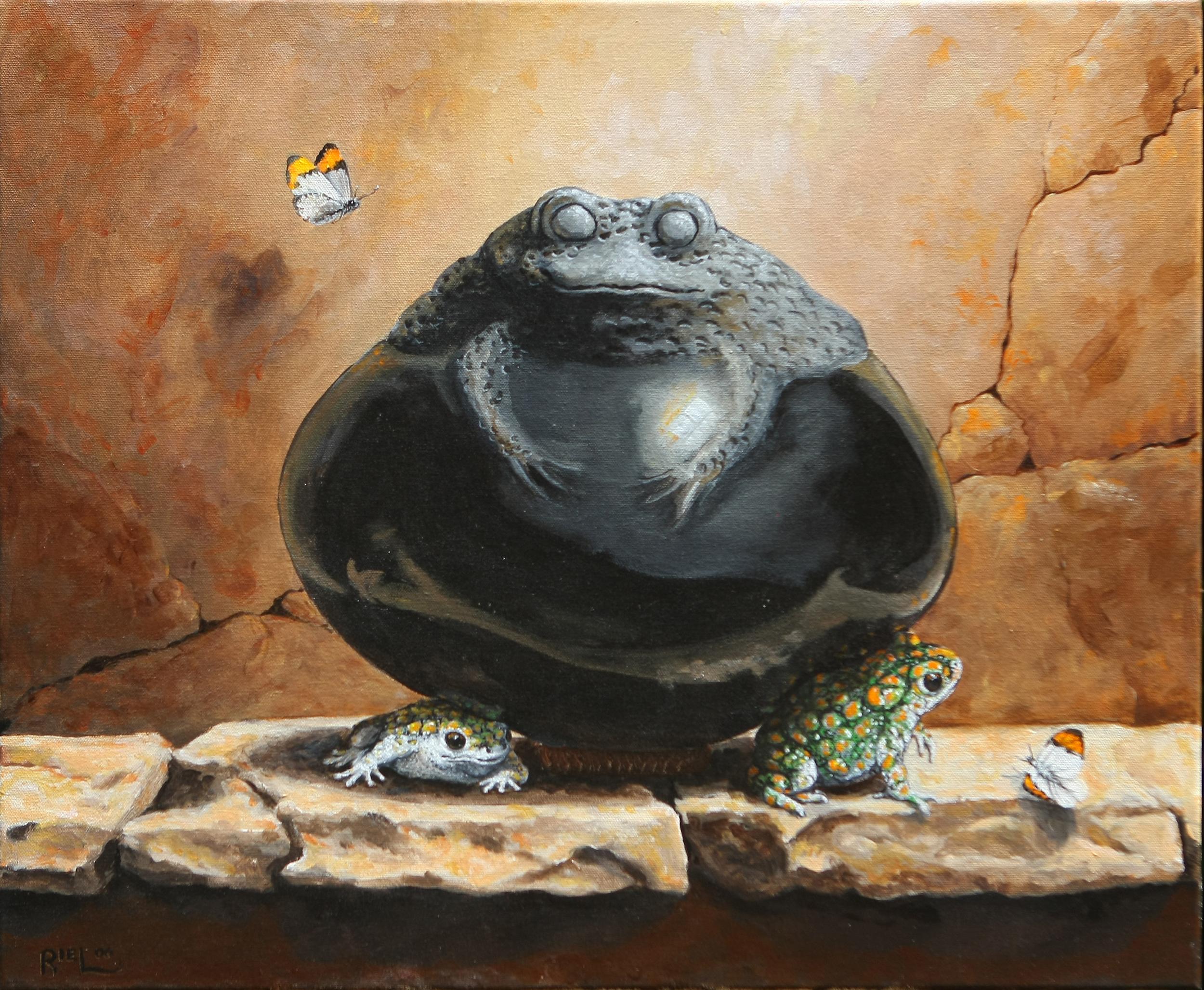 The Rain Bringers - Sonoran Toad Pot