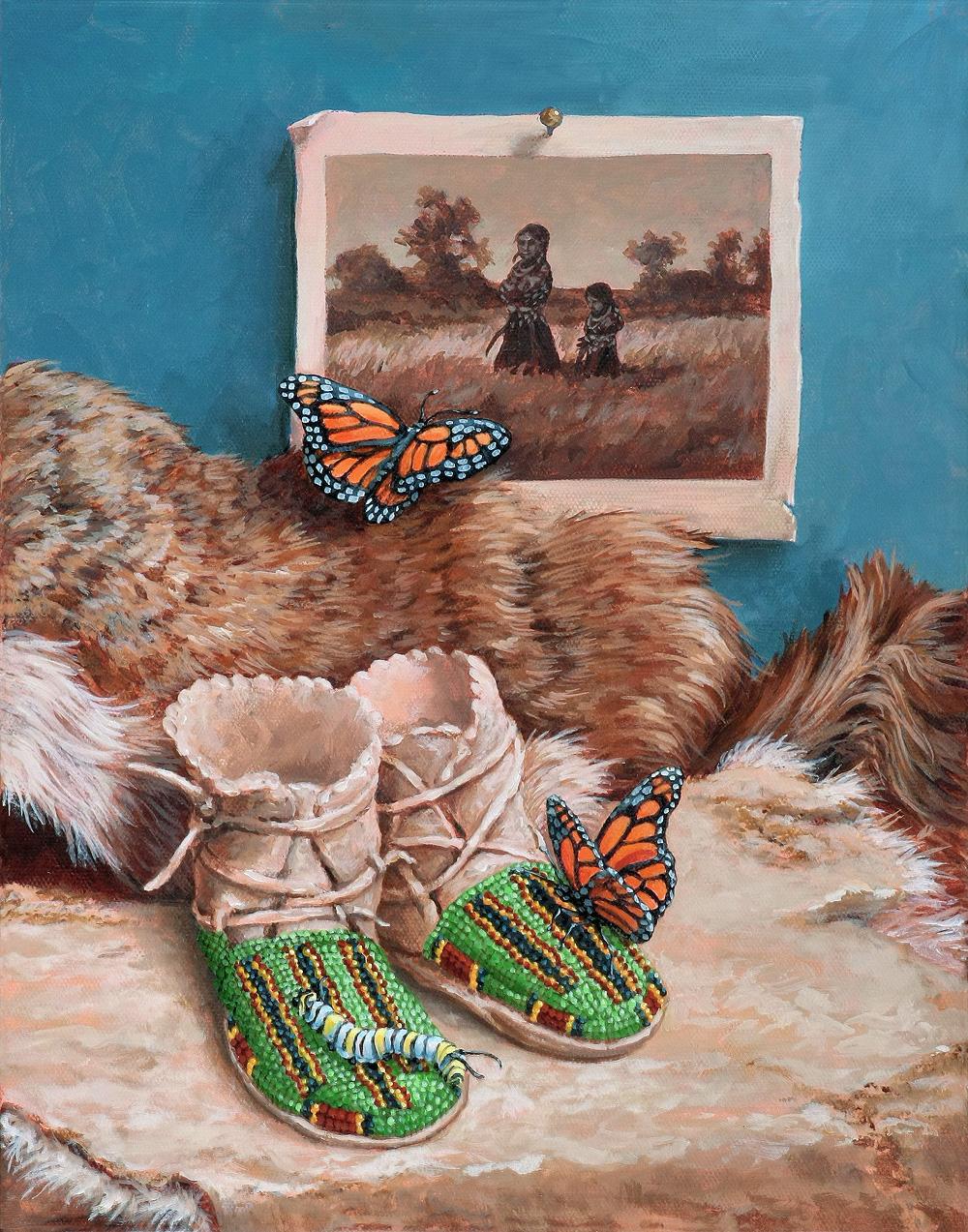 Walks With Butterflies