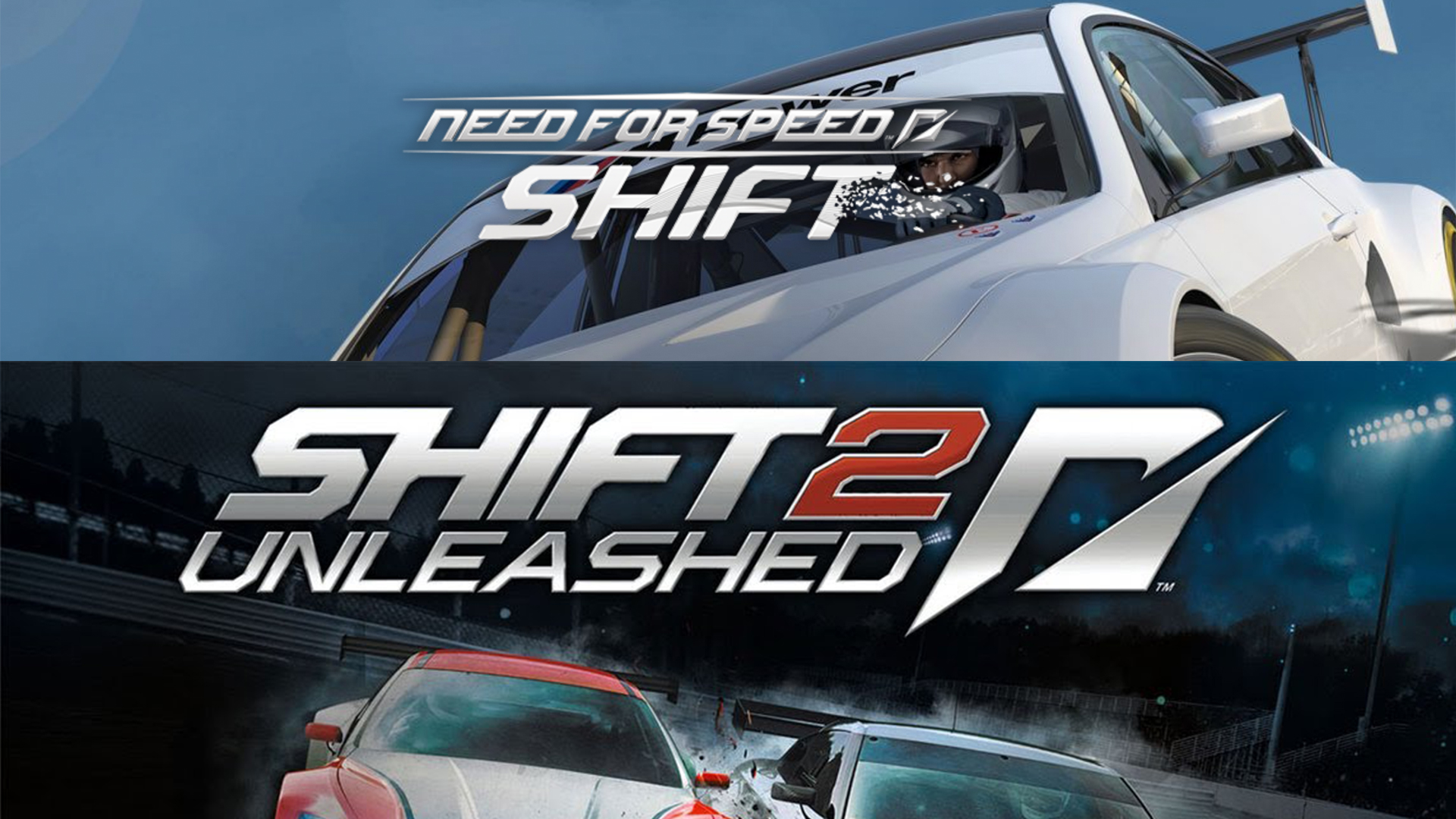 Final Logos: Need For Speed Shift, Need For Speed Shift 2