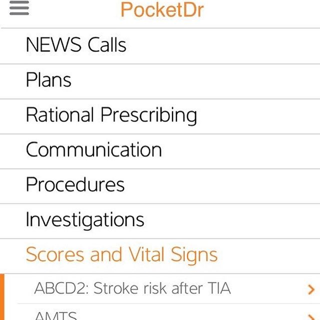 More than 10,000 users!  PocketDr on-call app for doctors contains key information in a #checklist format. On a busy on-call or middle of night when you can't even answer your name this app becomes your friend! Try it #TipsForNewDocs 😴📟🤒😱📲✅💉😀 by @MedicaMediaLtd