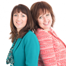 Liz Scott and Kerrie Ellis - The Image Advantage