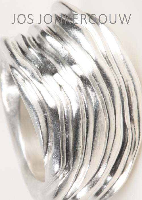 ring zilver / fotograaf Rob Haak