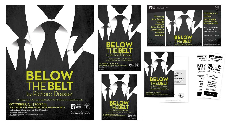 Copy of Below the Belt