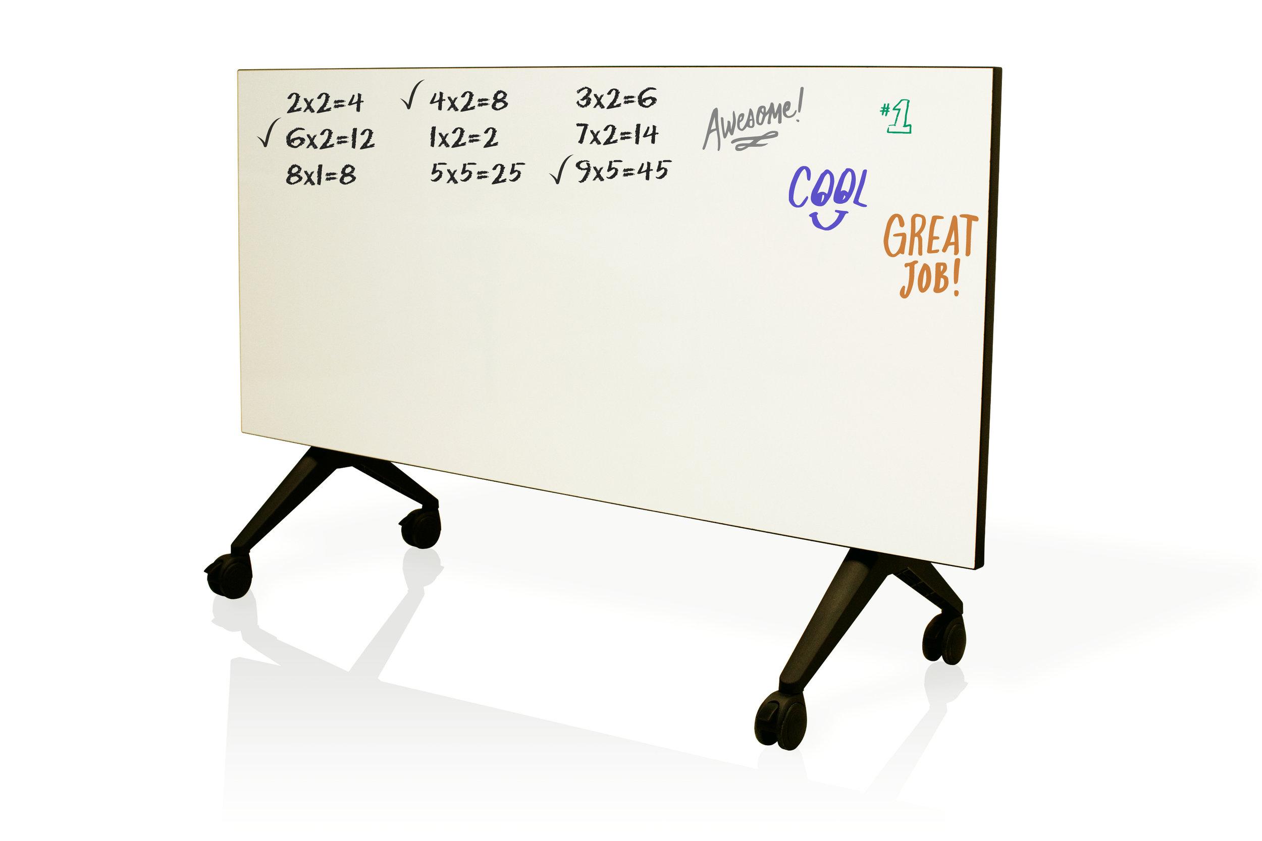 The Dry EraseTilt Table -