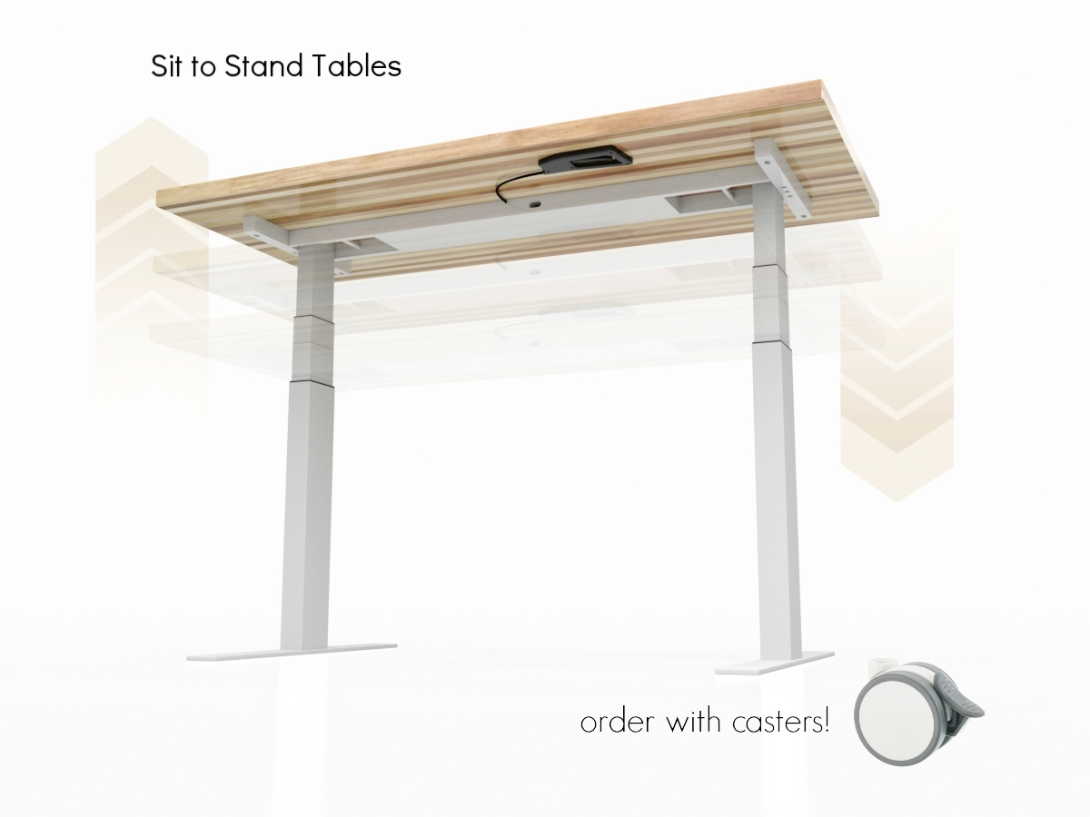 CEF Sit to Stand Base