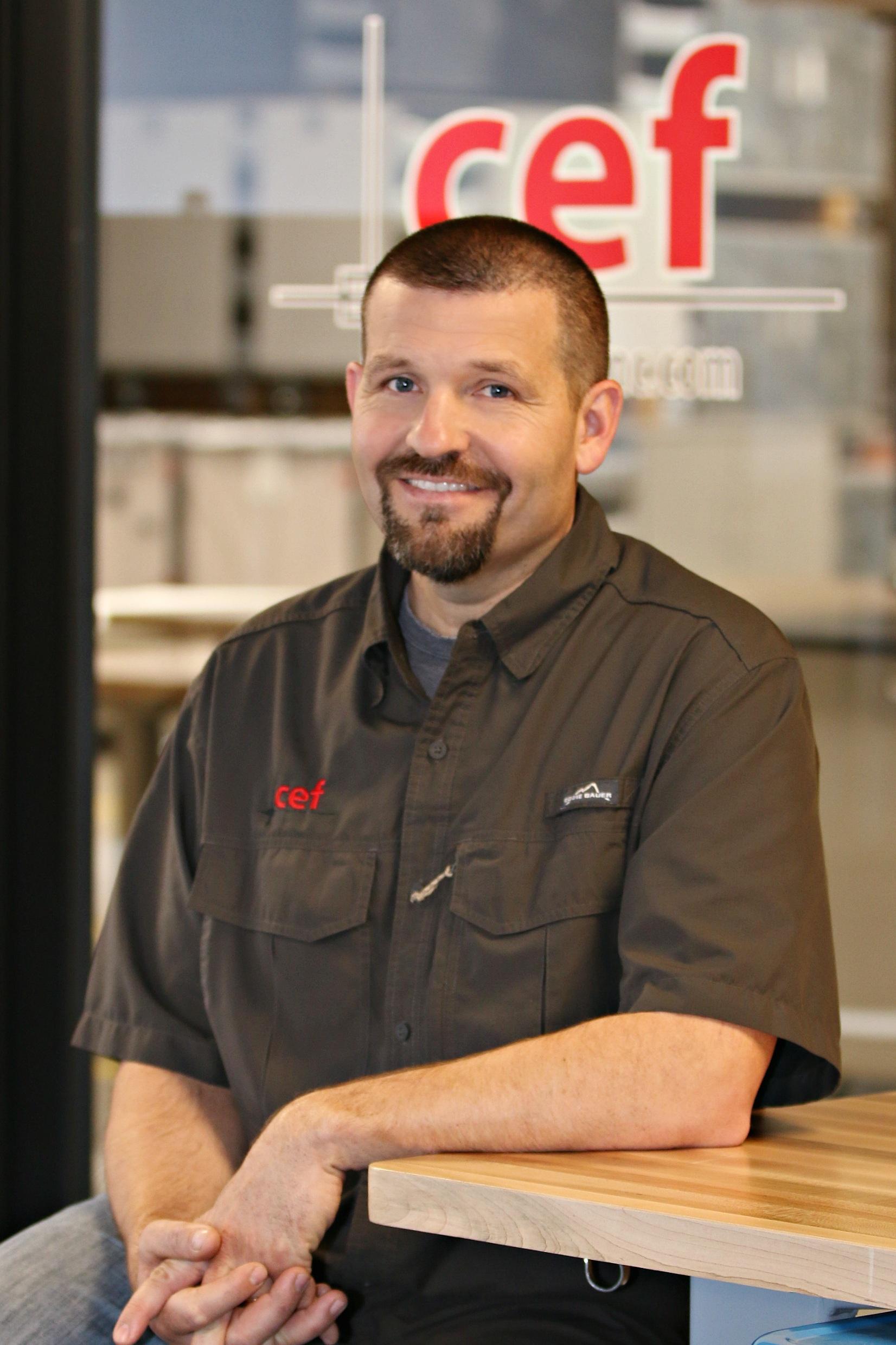Terry DavisDirector of Manufacturing -