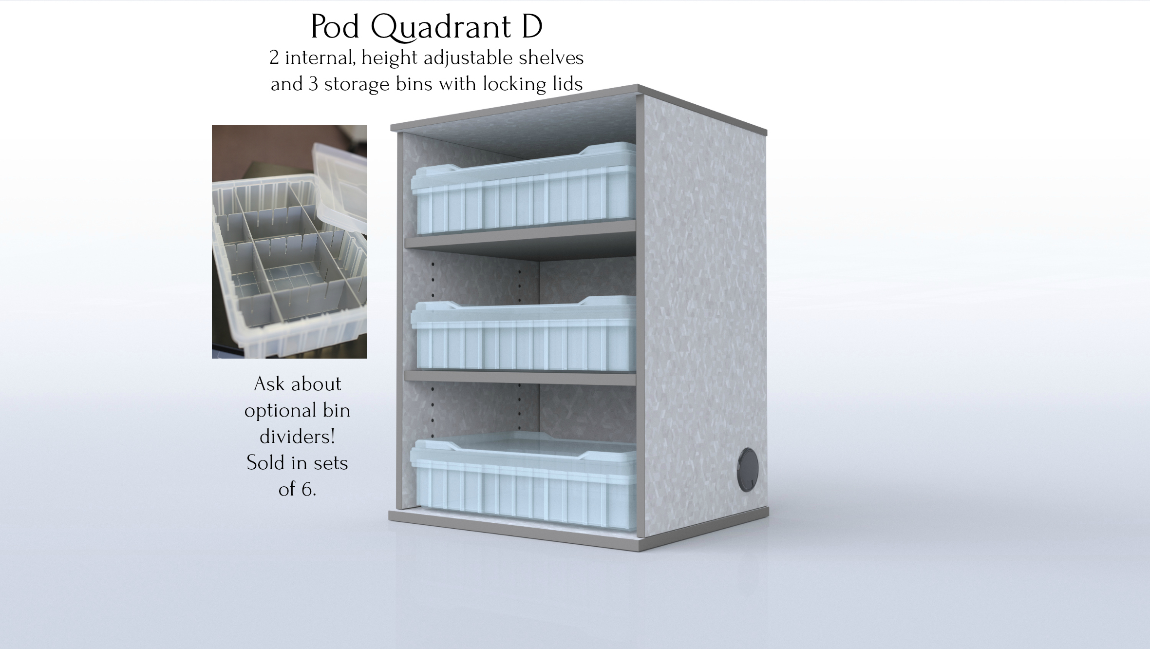 CEF Pod Quadrant D with bin dividers.jpg