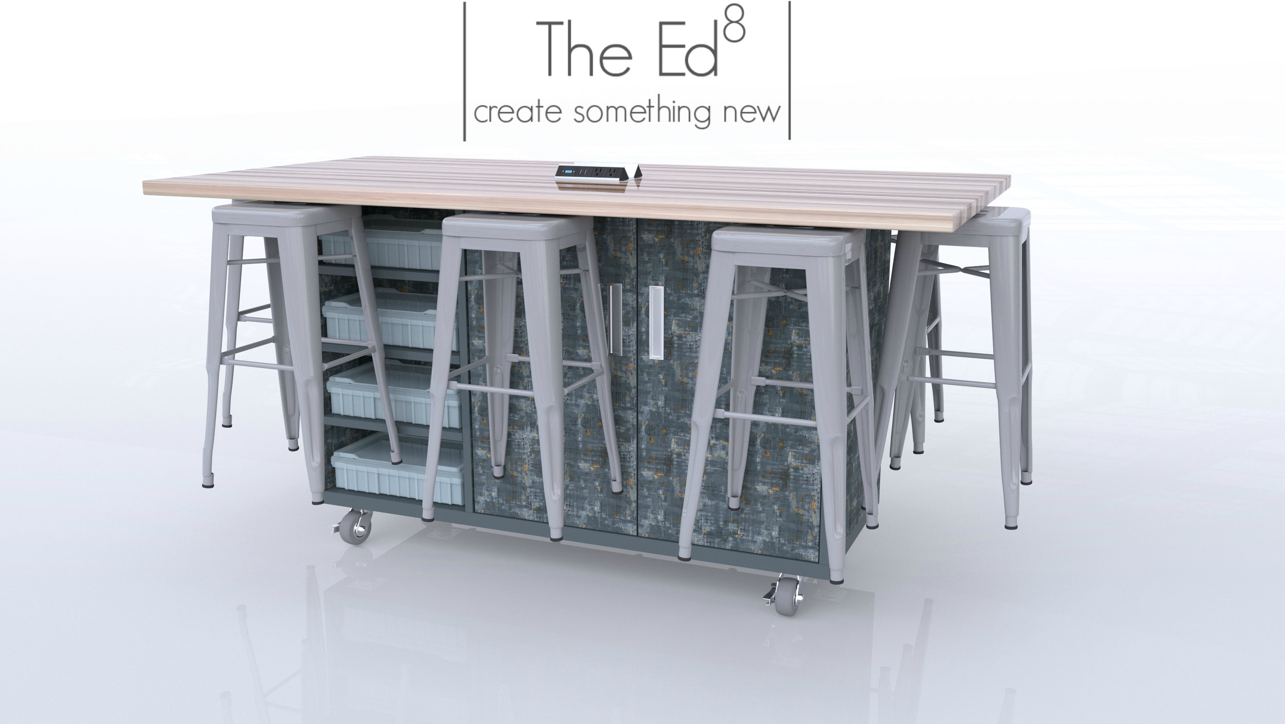 CEF Ed8 Maker Table