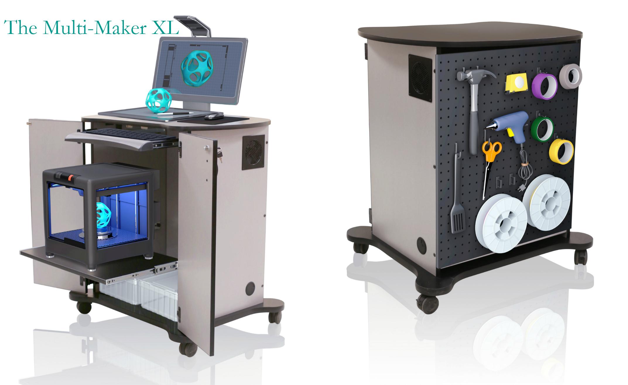 CEF Multi-Maker XL