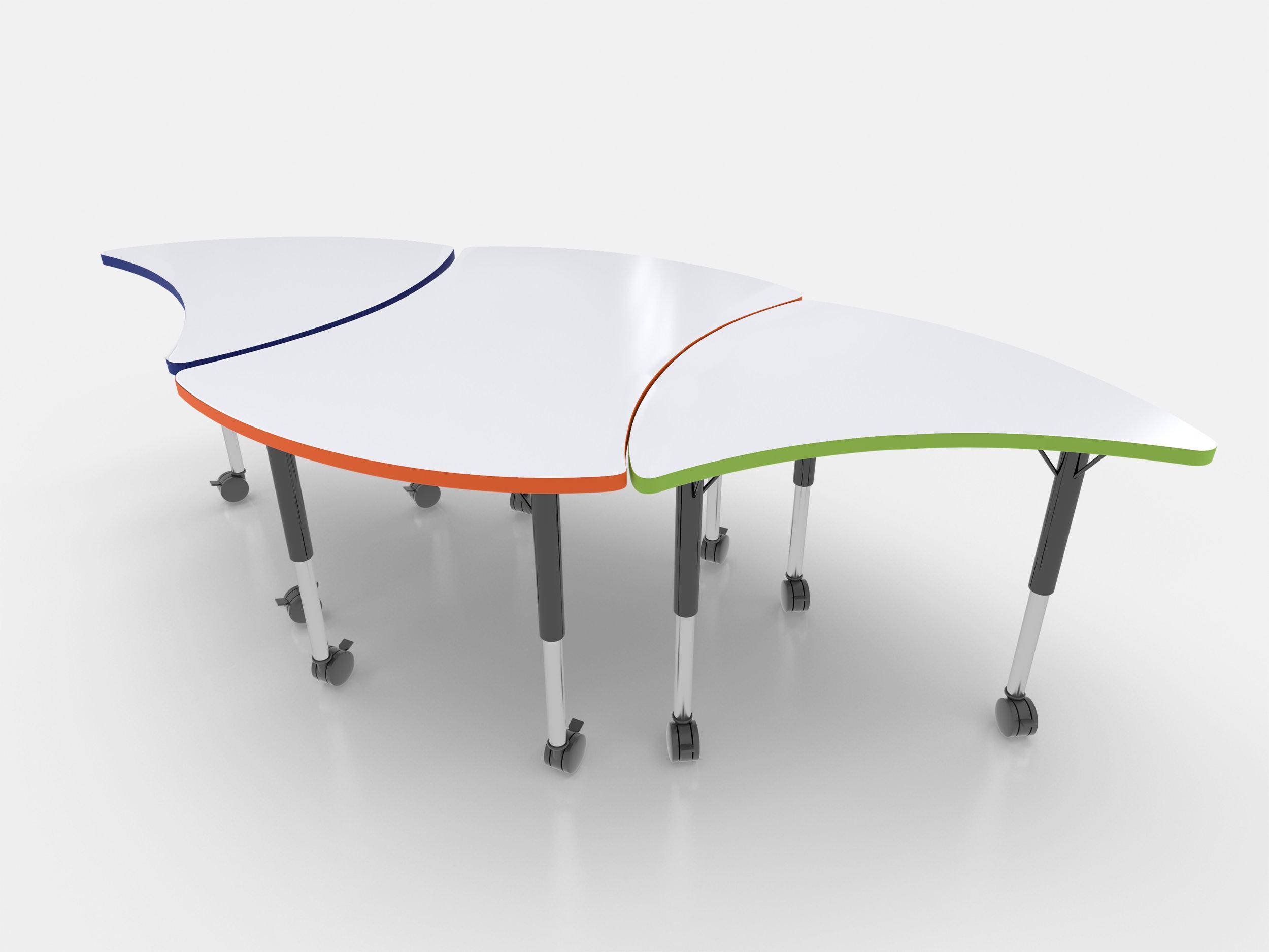 CEF Nesting Tables