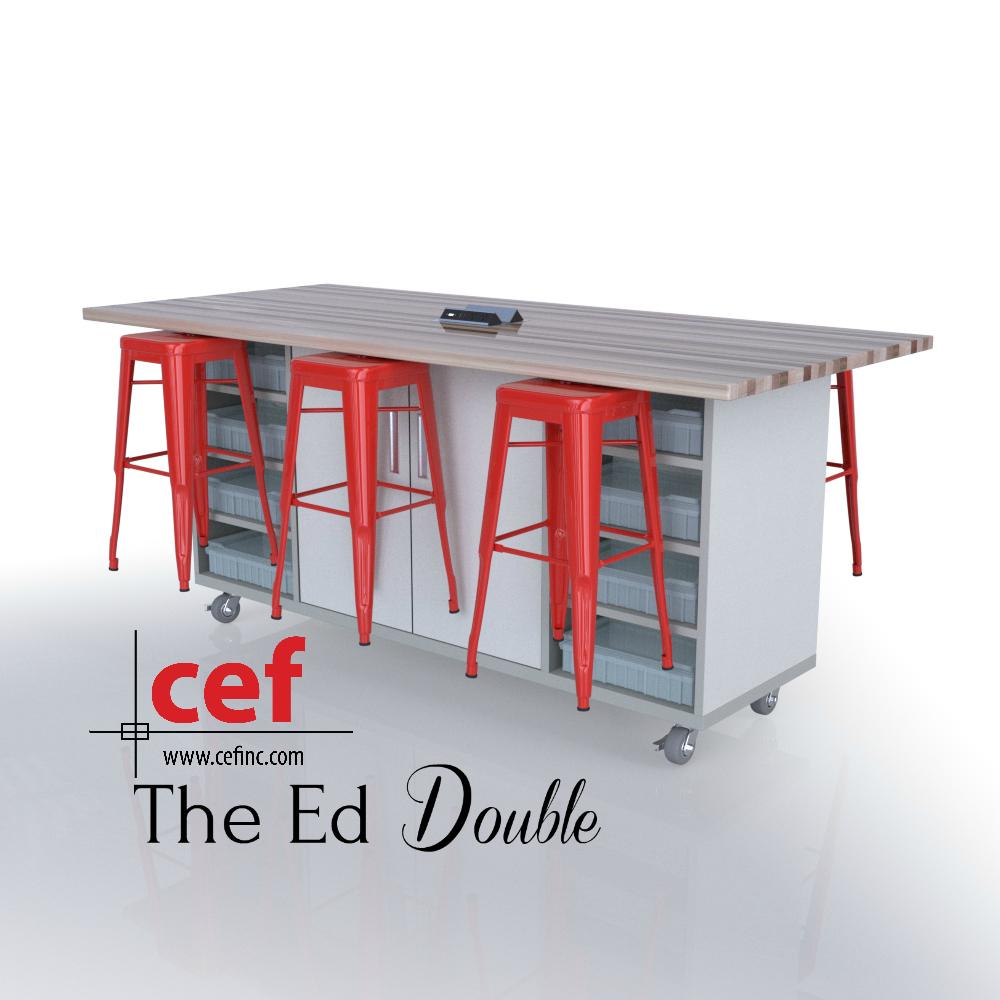 CEF Ed Double Maker Table