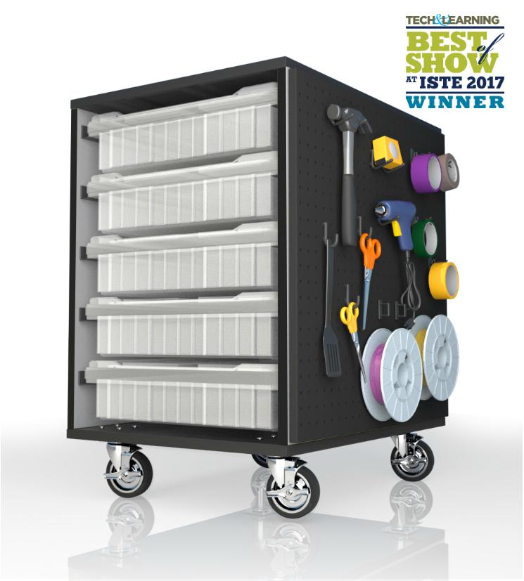 Cefthe Stewart Storage Cart Cef