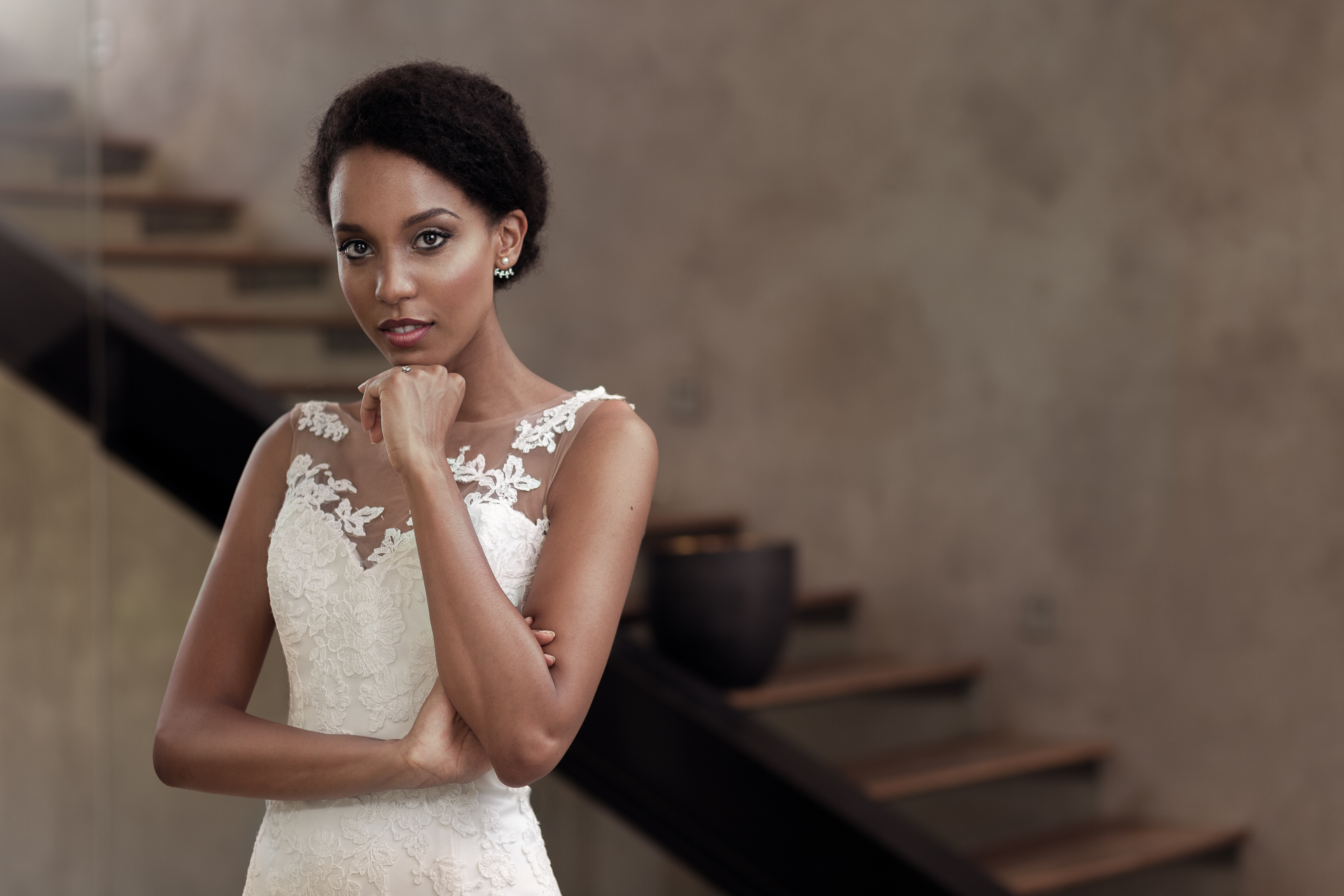 Danielle Taylor for Vonvé Bridal