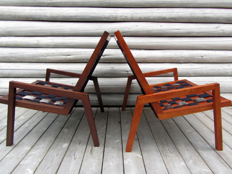 Chaise 1 + 2
