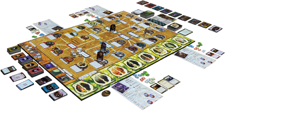 "Arkham Horror is a good example of a ""Thematic Game""."
