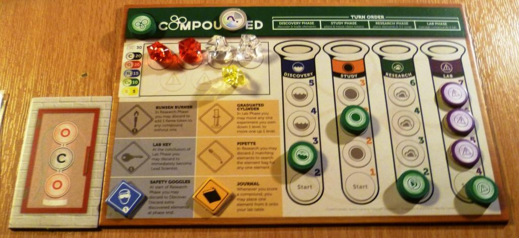 A player board