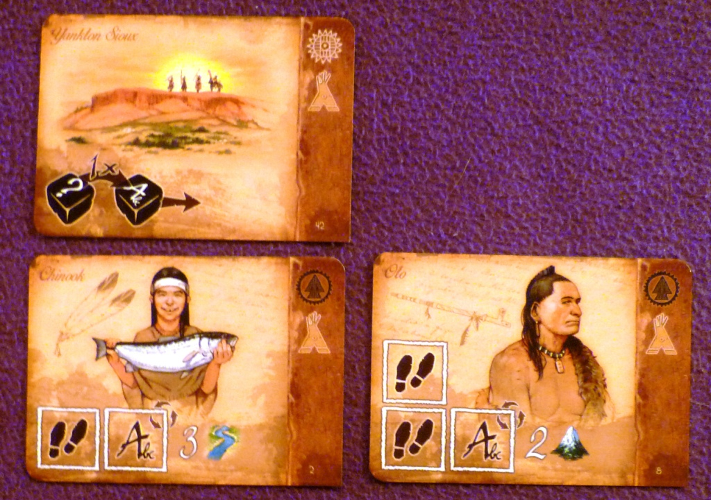 Some helpful native cards
