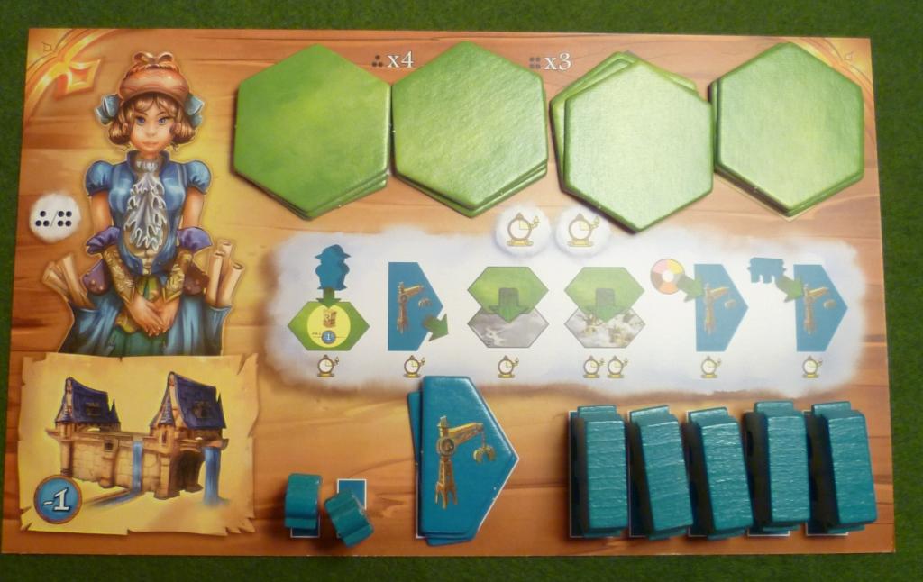 Player board from Via Nebula
